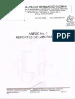 Reporte de Mecanica de Suelo Puente