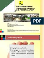 Revisi Program Dan Penganggaran P2KP 2015