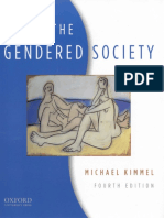 Michael S. Kimmel the Gendered Society