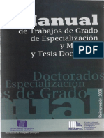 Manual de Trabajos UPEL V2006