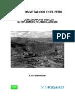 1999 - Steinmüller, Depósitos Metálicos en El Perú