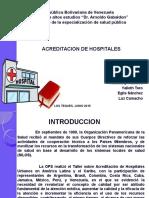 acreditacion hospitalaria presentacion
