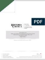 Objetos y Cultura. Rituales, Fujos y Elaboraciones en El Nuevo Reino de Granada.