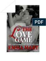 Emma Hart -The Love Game