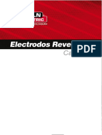 Catalogo Electrodos Lincoln