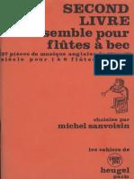 M.Sanvoisan - 2 Livres Flute a bec (BLOCKFLUTE).pdf