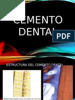e Structur Adel Cement o Dental