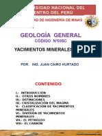 TEMA 24-GG-Depósitos Minerales 2014-II.pptx