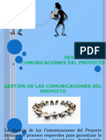 Gestion de Comunicaciones Project