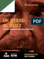 Un Grano de Maiz PDF
