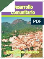 Desarrollo Comunitario 5to y 6to Sem_25!05!2015