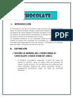 CHOCOLATE.docx