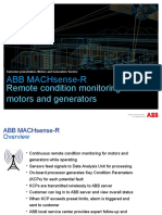 ABB MACHsense-R_customer Presentation