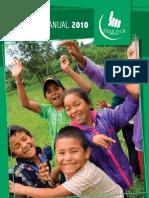 Informe Anual 2010 Mexicanos Primero