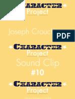 Character Presentation