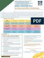 Maestria en Educacion Comunal