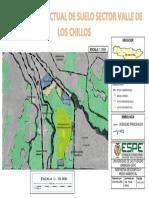 Mapa Uso Del Suelo Valle de Los Chillos