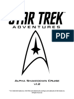 Star Trek Adventures Alpha Rules v1.2