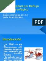 Enfermedad Por Reflujo Gastro-esofágico