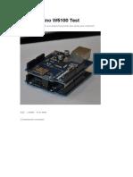 Manual Ethernet Shield Sku.118061