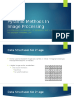 Pyramid Methods in Image Processing