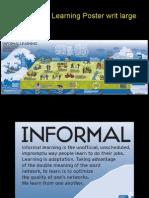 Informal Learning poster