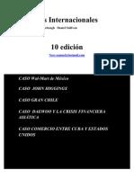CASO Negocios Internacionales  10 edición Jhon Daniels lee radebaugh   Daniel Sullivan