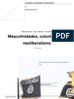 Masculinidades Colonialidad y Neoliberalismo a8318