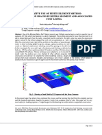 R2-Innovative Use of FEM for Analysis of Segment Cracks
