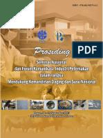 Prosiding Seminar Biotek Peternakan 2014