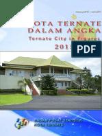 Kota Ternate Dalam Angka 2015 Pemda