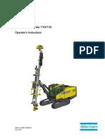 9852 3658 01 Operator's Instructions PR T35 & T30 En