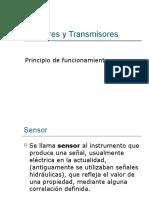 Sensores y Transmisores