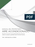Aire Acond Lg Inverter v Mfl67415201-Spanish