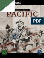 OrderOfBattle Pacific Spanish Manual eBook