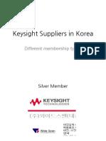 Keysight Korea