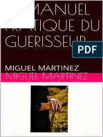Le Manuel Pratique Du Guerisseur_ Miguel Martinez (French Edition)