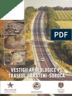 Vestigii arheologice pe traseul Sărăteni-Soroca