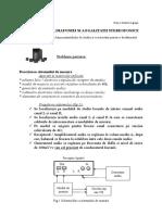 Referat L 07 - Determinarea Diafoniei Si a Egalitatii Stereofonice.