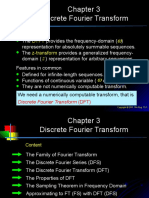 Chap3-Discrete Fourier Transform