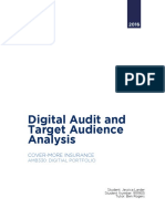 Digital Audit Jessica Larder 911905