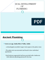 2016 Dec10 Historical Dev of Plumbing Engg