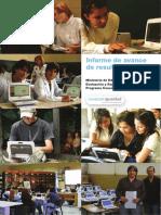 Informe Seguimiento 2010 0