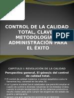 Calidad Total Libro Diapositivas