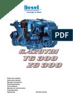 Nanni 6.420 TDi Marine Diesel 6cyl
