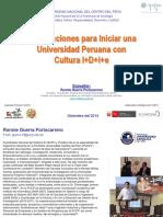 2 Siete Acciones Para Iniciar Una Universidad Peruana Con Cultura IDie 1418760257g3pIB3