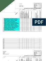 Matrix Auditoria 2015 Sociales y Mate 5-A
