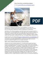 5 Tipos de Ataques Astrales Protección y Autodefensa Psíquica