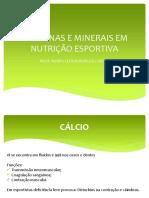 Antioxidantes e Atividade Física