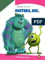 Monsters Inc Pingiun Kids